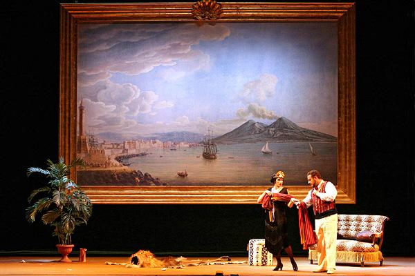 Teatro dell 39 opera 39 39 il turco in italia 39 39 opera lirica - Chi ha dipinto il bagno turco ...