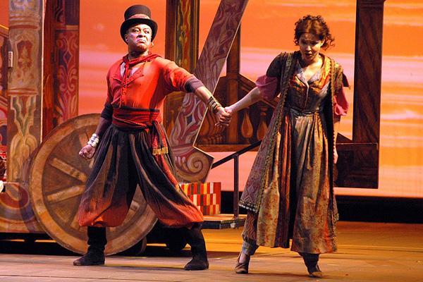 Teatro carlo felice il flauto magico opera lirica