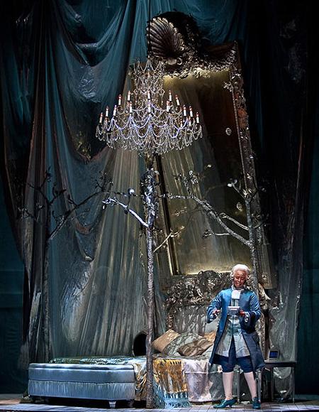 Wexford opera house 39 39 une ducation manqu e 39 39 operetta - Specchio invecchiato ...