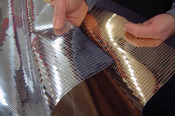 Qms mosaico espejo materiales espejo peroni for Mosaicos para espejos