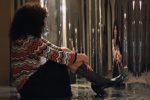 Qsf miroir flexible mat riaux r fl chissants et for Miroir deformant