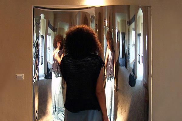 Pina inferrera 39 39 miroirs d formants 39 39 mus es art for Miroir flexible