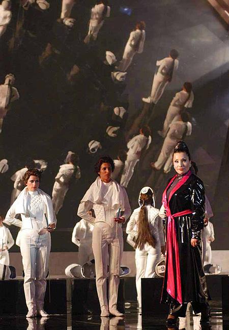 Rossini opera festival 39 39 semiramide 39 39 op ra lyrique for Miroir magique production