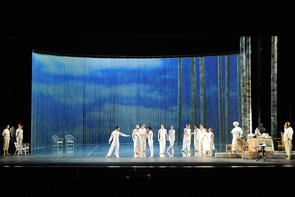 Maggio Musicale Fiorentino O Lago Dos Cisnes Dan 231 A