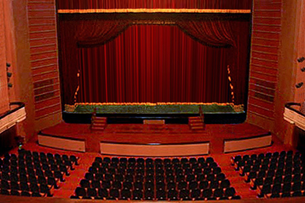 Opera House Of Cairo Curtains For Historical Theaters