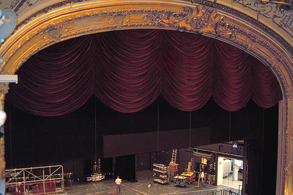 Main Curtains Typologies Of Backdrops And Curtains Peroni